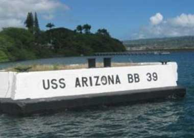 fun in honolulu - uss arizona